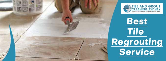 Best Tile Regrouting Service Sydney
