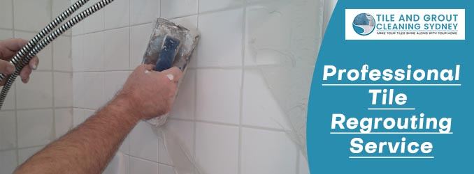 Professional Tile Regrouting Service Sydney