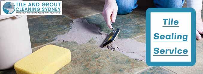 Tile Sealing Sydney